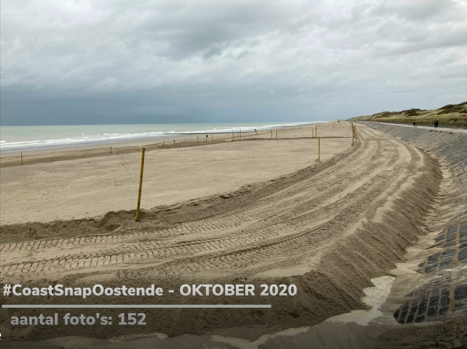 Timelapse CoastSnapOostende jun20-jan21
